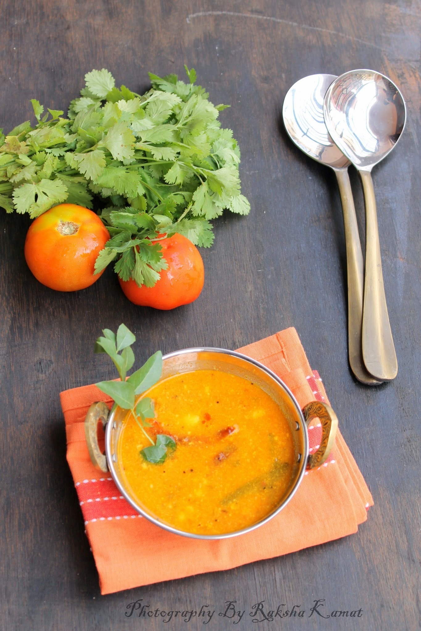 Tomato Curry | Tomato Saar