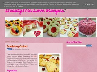 BeautyMe Love Recipes