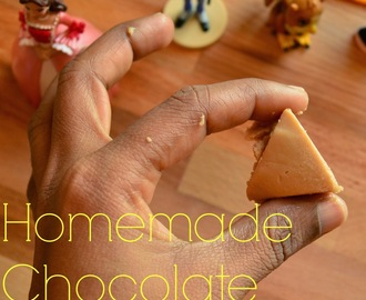 How To Make Chocolate From Scratch|Homemade Milk Chocolate
