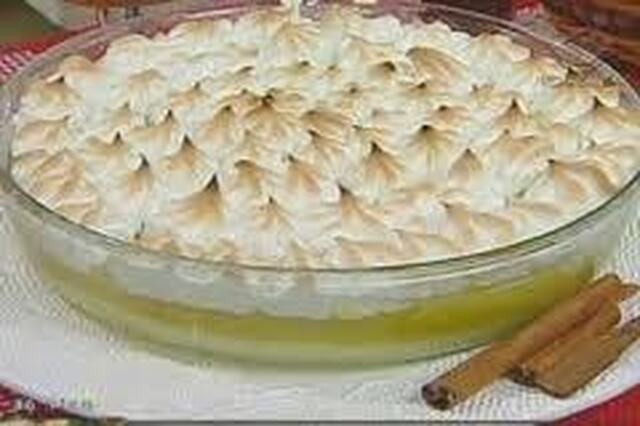 MERENGUE DE BANANA