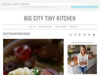 Big City, Tiny Kitchen