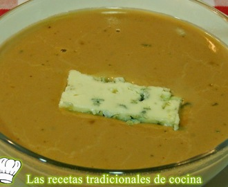 Receta simple de salsa roquefort