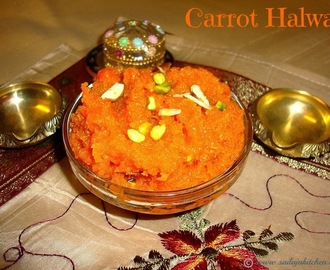 Carrot Halwa Recipe / Gajar Halwa Recipe / Gajar Ka Halwa Recipe