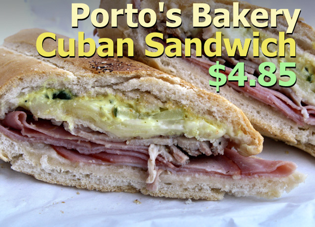 A Cuban Sandwich & The 99 Cent Mojito VIDEO