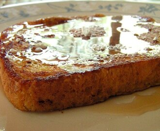 A Coffee Comedy Video & Egg Nog French Toast