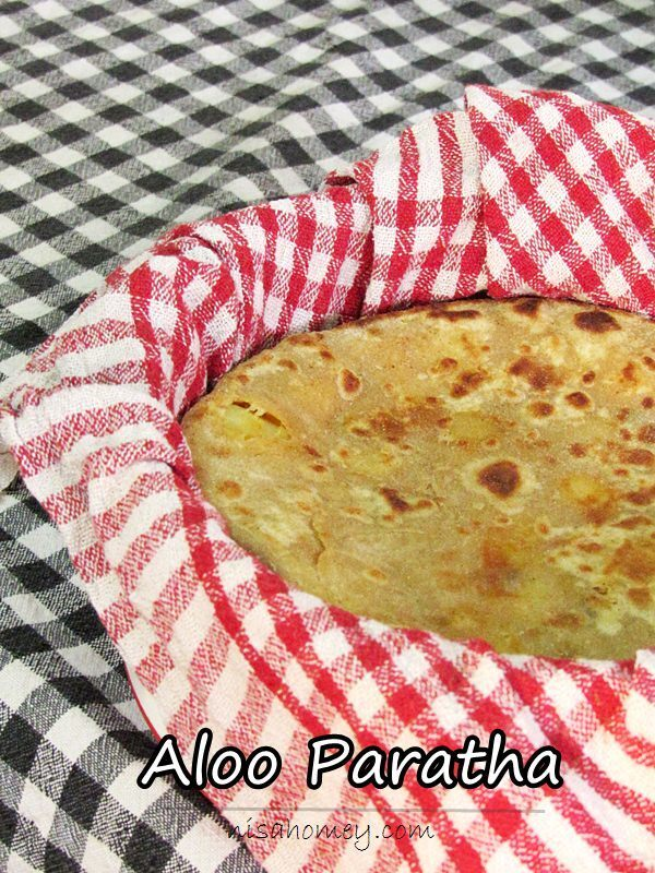 Aloo Paratha Recipe , How to Make Aloo Paratha