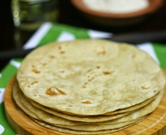 How to Make Tortilla? | Homemade Tortilla | Simple Mexican Cooking