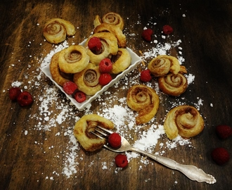 Super-Easy Fluffy Cinnamon Rolls