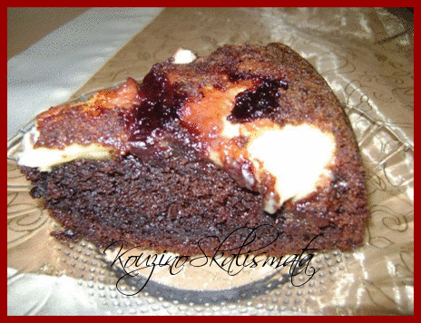 ~Black magic cake~