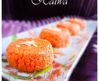 Gajar Ka Halwa.......A quintessential dessert of Indian Winters