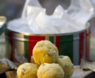 Sweet Indian Holiday Treats, Gluten Free!