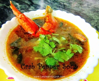 Nandu Milagu Saaru/Grab Pepper Soup
