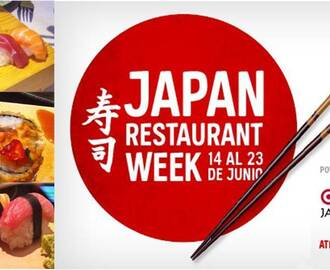 Japan Restaurant Week en Madrid y Barcelona: nuestra experiencia