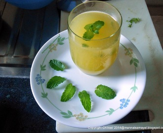 Aam Panna - Raw Mango Drink