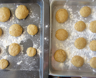 Bolachas de Natal para dias frios ::: Christmas cookies for cold days
