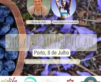WORKSHOP YOGA + BRUNCH VEGAN