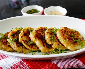 Recipe of Oats Tikki | Oats Recipes