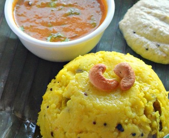 Ven Pongal |Ghee Pongal ~Pongal Recipes