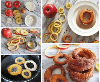 Homemade Cinnamon Apple Rings Recipe