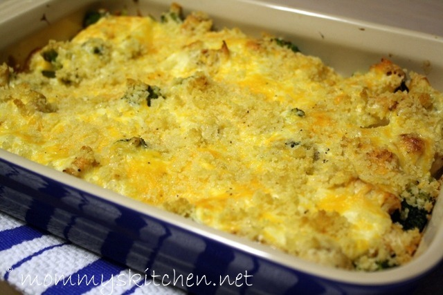 Chicken Divan {Potluck Sunday}