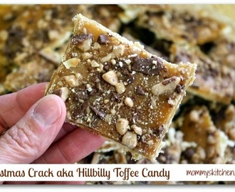 Saltine Cracker Candy {Christmas Crack}