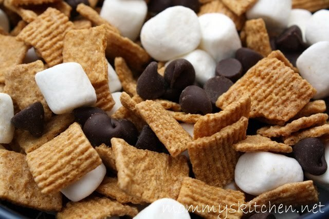 S'MORES  THIS & S'MORES  THAT