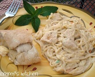 Chicken Tetrazzini or Turkey Tetrazzini & More Recipes for Leftover Turkey.