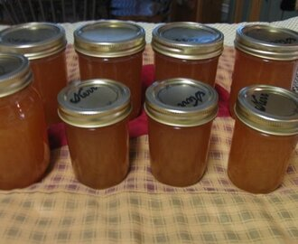 Homemade Pear Honey