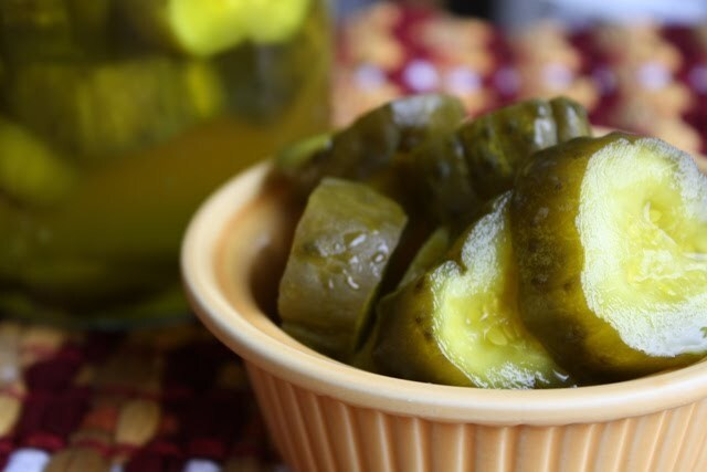 Sweet & Hot Pickles aka Wickles