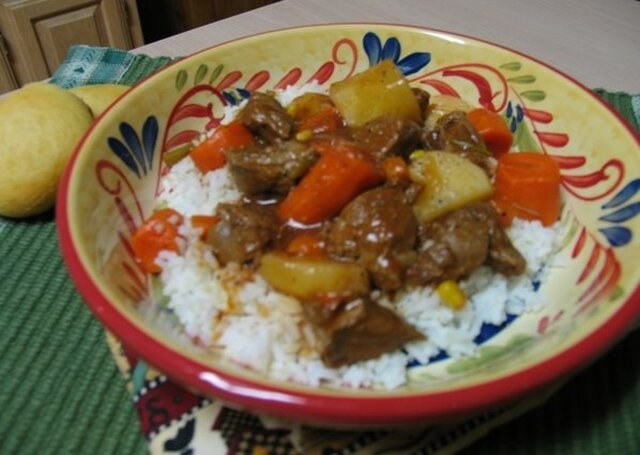 Slow Cooker Beef Stew, Fall is Coming!
