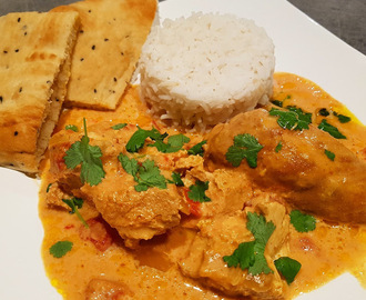 Crock-Pot Butter Chicken  ♪♫