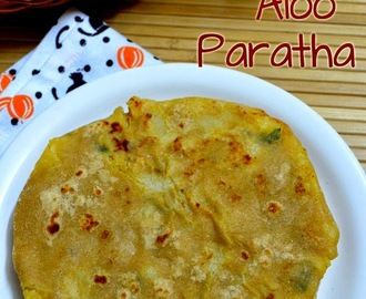 Aloo Paratha Recipe - How To Make Aloo Paratha - Punjabi Aloo Paratha Recipe