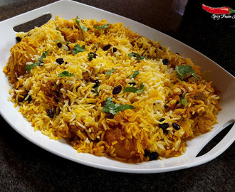 Bukhari Pilau Recipe (Friday Lunch)