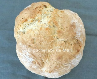 IRISH SODA BREAD (PAN DE SODA IRLANDES)
