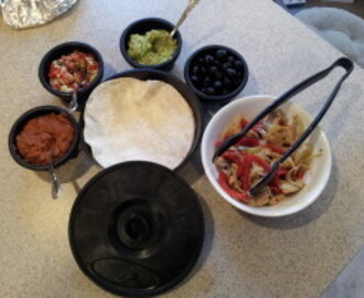 Real Fajitas (A Dissertation on Fajitas)