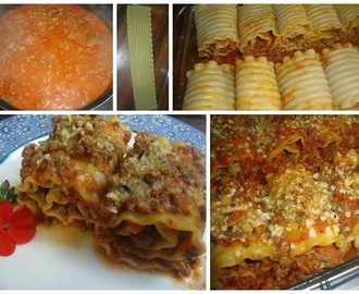 Lasagna Roll al estilo Chocolate Molinillo