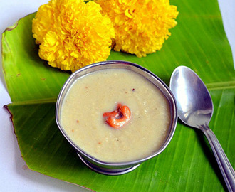 Thinai Payasam Recipe/Foxtail Millet Kheer With Jaggery-Millet Recipes