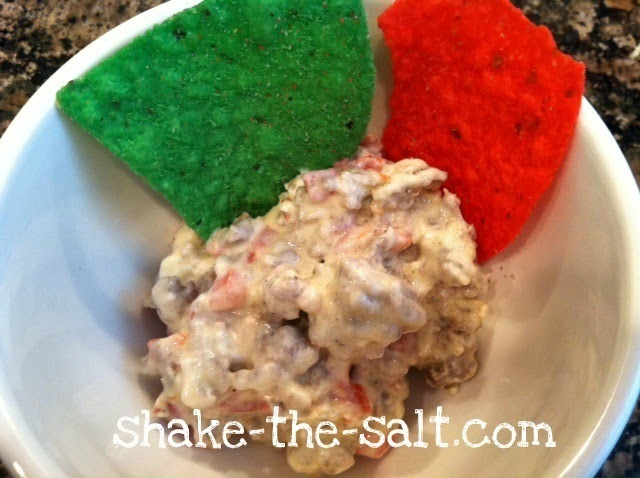 Best Dip Ever: 3-Ingredient Spicy Sausage Dip