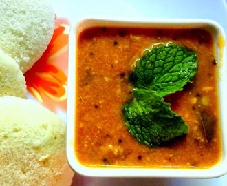 Nutritious healthy Sambar for toddlers  ( Kids recipes)