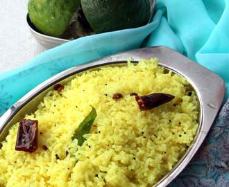 Narthangai Sadam Recipe - Citron Rice Recipe - Healthy and tangy rice - Lunch box recipe - Simple rice recipe