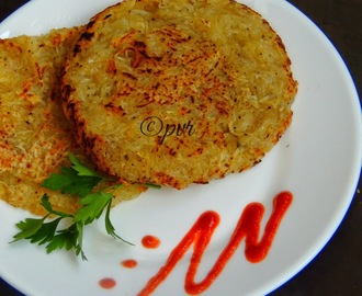 Vegan Hash Browns/Hashed Browns