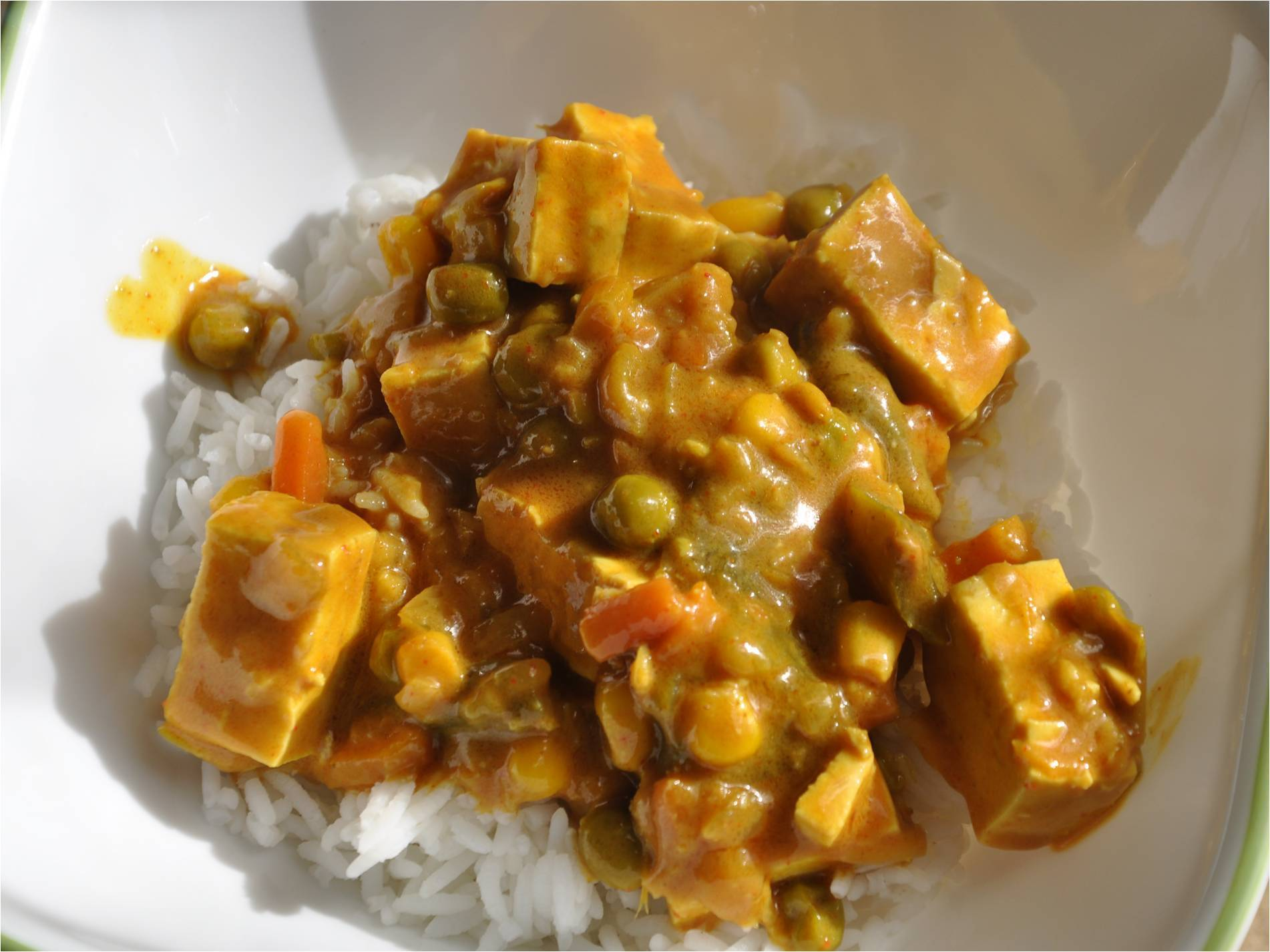 Easy Peasy Panang Curry