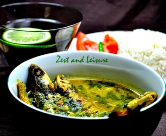 Bacha Macher Jhol / Bacha Fish Curry