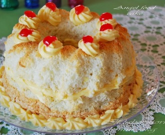 ANGEL FOOD CAKE - ΤΟ ΚΕΪΚ ΤΩΝ ΑΓΓΕΛΩΝ Νο 2  ♦♦  ANGEL FOOD CAKE DI MONTERSINO