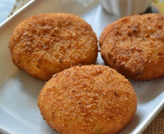 Paneer Cutlet Recipe | Paneer Snack Recipe