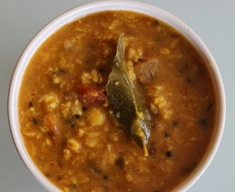 Tuesday's Tip- What To Do With Leftover Daal?