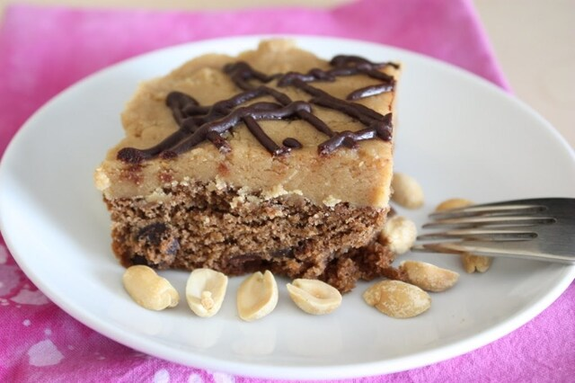 Revising Recipes: Peanut Butter Cookie Dough Brownies