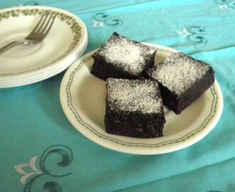 YEASTED CHOCOLATE BROWNIES (EGGLESS)