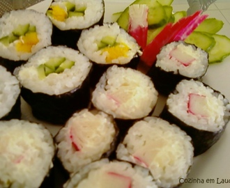 Arroz para sushi - Shari [Sushi Rice]