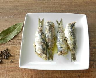 Recetas de como preparar sardina en lata mytaste - Como cocinar sardinas ...